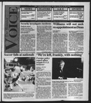 The Wooster Voice (Wooster, OH), 1992-11-13