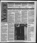 The Wooster Voice (Wooster, OH), 1992-12-04
