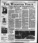 The Wooster Voice (Wooster, OH), 1993-09-10