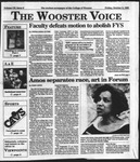 The Wooster Voice (Wooster, OH), 1993-10-08