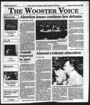 The Wooster Voice (Wooster, OH), 1993-10-29