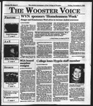 The Wooster Voice (Wooster, OH), 1993-11-05
