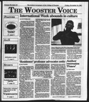 The Wooster Voice (Wooster, OH), 1993-11-12