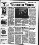 The Wooster Voice (Wooster, OH), 1993-11-19