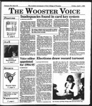 The Wooster Voice (Wooster, OH), 1994-04-01