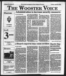 The Wooster Voice (Wooster, OH), 1994-04-22