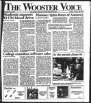 The Wooster Voice (Wooster, OH), 1994-10-28
