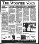 The Wooster Voice (Wooster, OH), 1995-01-27