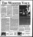 The Wooster Voice (Wooster, OH), 1995-04-07