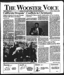 The Wooster Voice (Wooster, OH), 1995-10-06