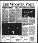 The Wooster Voice (Wooster, OH), 1995-10-20