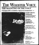 The Wooster Voice (Wooster, OH), 1995-10-27