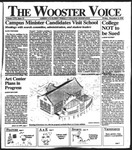 The Wooster Voice (Wooster, OH), 1995-12-08