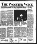 The Wooster Voice (Wooster, OH), 1996-01-19