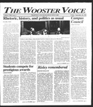 The Wooster Voice (Wooster, OH), 1996-09-20