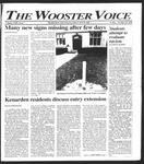 The Wooster Voice (Wooster, OH), 1996-10-18