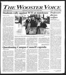 The Wooster Voice (Wooster, OH), 1996-11-01
