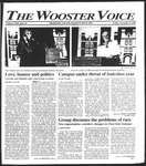 The Wooster Voice (Wooster, OH), 1996-11-08