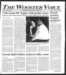 The Wooster Voice (Wooster, OH), 1996-11-22