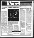 The Wooster Voice (Wooster, OH), 1997-11-20
