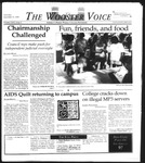 The Wooster Voice (Wooster, OH), 1999-09-09