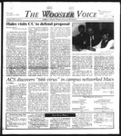 The Wooster Voice (Wooster, OH), 1999-11-04