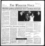 The Wooster Voice (Wooster, OH), 2000-01-20 by Wooster Voice Editors