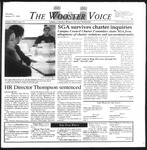 The Wooster Voice (Wooster, OH), 2000-01-27 by Wooster Voice Editors