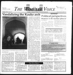 The Wooster Voice (Wooster, OH), 2000-02-10 by Wooster Voice Editors