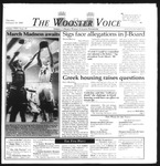 The Wooster Voice (Wooster, OH), 2000-02-24 by Wooster Voice Editors