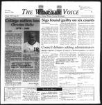 The Wooster Voice (Wooster, OH), 2000-03-02 by Wooster Voice Editors
