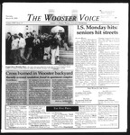 The Wooster Voice (Wooster, OH), 2000-03-30 by Wooster Voice Editors