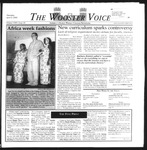 The Wooster Voice (Wooster, OH), 2000-04-06 by Wooster Voice Editors