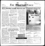 The Wooster Voice (Wooster, OH), 2000-04-13 by Wooster Voice Editors