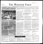 The Wooster Voice (Wooster, OH), 2000-04-20 by Wooster Voice Editors