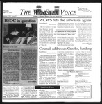 The Wooster Voice (Wooster, OH), 2000-04-27 by Wooster Voice Editors