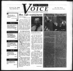 The Wooster Voice (Wooster, OH), 2000-08-31 by Wooster Voice Editors