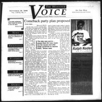 The Wooster Voice (Wooster, OH), 2000-09-28 by Wooster Voice Editors