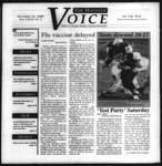 The Wooster Voice (Wooster, OH), 2000-10-12 by Wooster Voice Editors