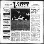 The Wooster Voice (Wooster, OH), 2000-11-02 by Wooster Voice Editors