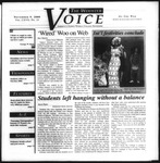 The Wooster Voice (Wooster, OH), 2000-11-09 by Wooster Voice Editors