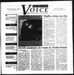 The Wooster Voice (Wooster, OH), 2000-11-16 by Wooster Voice Editors