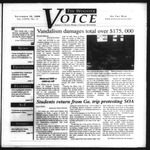 The Wooster Voice (Wooster, OH), 2000-11-30 by Wooster Voice Editors