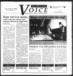The Wooster Voice (Wooster, OH), 2001-10-18