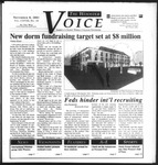 The Wooster Voice (Wooster, OH), 2001-11-08