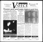 The Wooster Voice (Wooster, OH), 2001-11-29