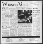 The Wooster Voice (Wooster, OH), 2003-02-07