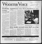 The Wooster Voice (Wooster, OH), 2003-04-18