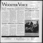 The Wooster Voice (Wooster, OH), 2003-05-02