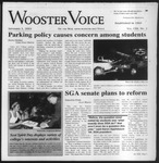 The Wooster Voice (Wooster, OH), 2003-09-05